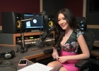 Manika's Love Line on Dash Radio 1 in studio