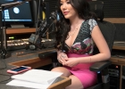 Manika's Love Line on Dash Radio 8 in the studio
