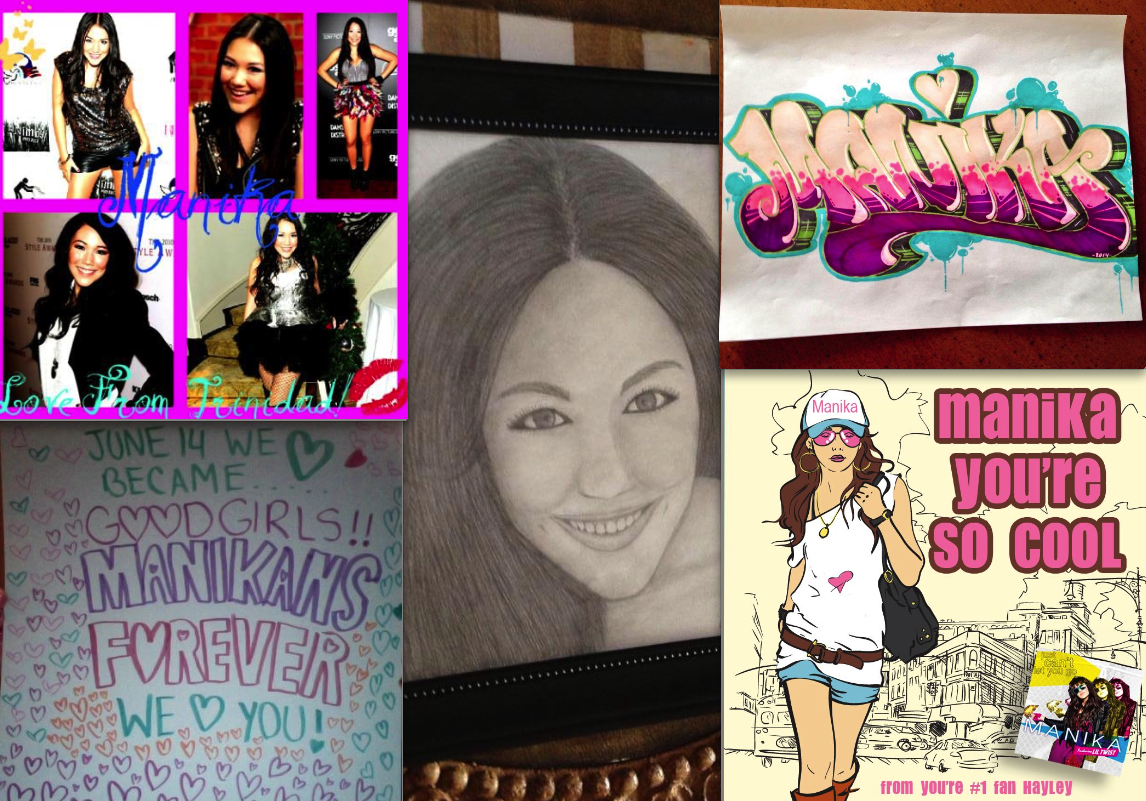 Thank You My Amazing Manikans For All The Beautiful Fan Artwork!!