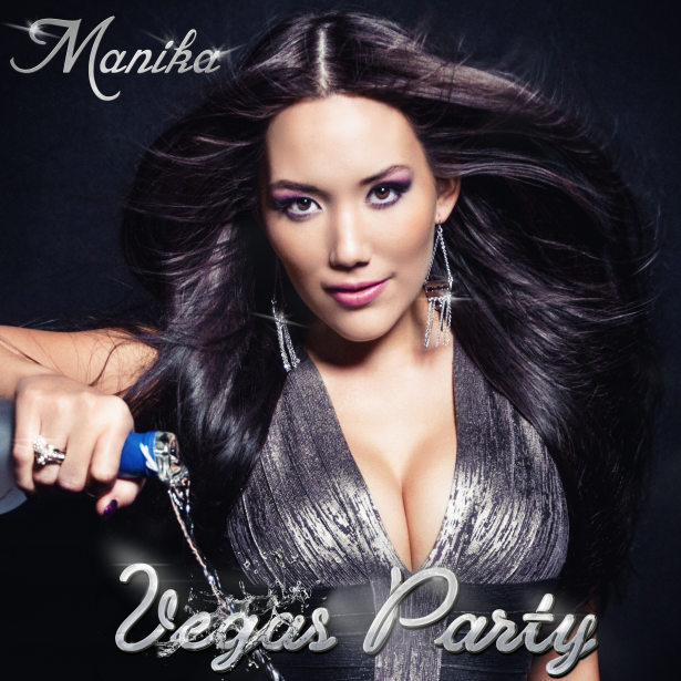Cover - Album Artwork - MANIKA - Vegas Party