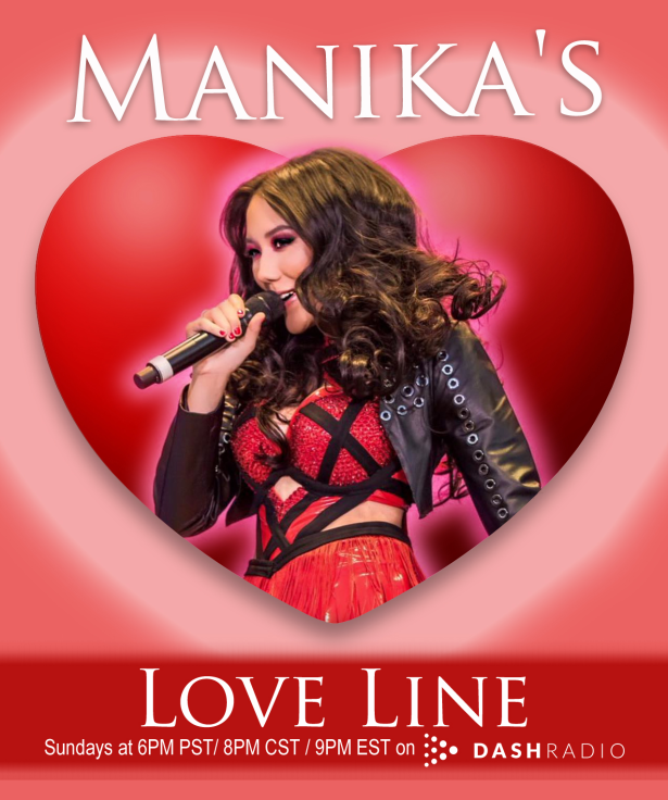 Cover Manika's Love Line Show Dash Radio