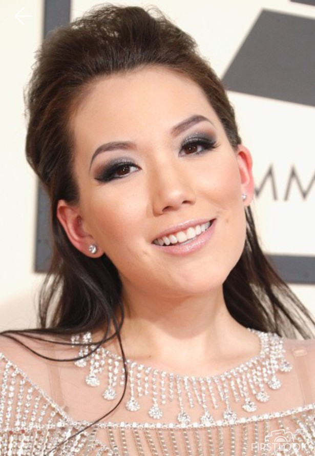 Manika at the Grammys 2016 Grammy Awards Outfits - 5